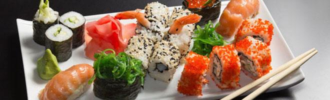 | Sushi Menü